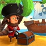 Пірати вперед: розбомби фортецю!