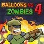 Повітряні Кулі проти Зомбі 4