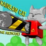 Кіт з бензопилою на захисті міста