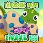 Мама Динозавр Рятує Яйця