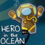 Герой в океані