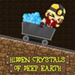 Приховані кристали в глибокому підземеллі