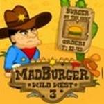 Божевільний бургер 3