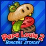 Папа Луї 2: Коли гамбургери атакують