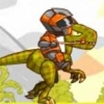 Гонки на динозаврі