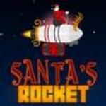 Санта на ракеті