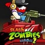 Розсікання через повстання зомбі 2