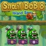 Равлик Боб 8: Пригоди на острові
