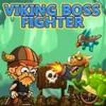 Бій Вікінга з Босом